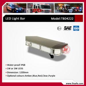Aluminum Body LED Emergency Warning Light Bar (TBD4222) pictures & photos