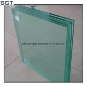 6.38mm-20.38mm Toughened Laminated Glass for Building pictures & photos