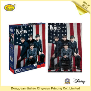 Manufacture Custom Paper Board Game Beatles Puzzles