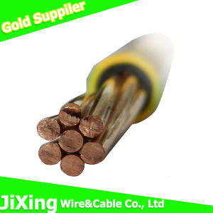 BVV Model Multi Core Pure Copper PVC Insulated PVC Sheathed Electric Power Cable pictures & photos