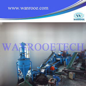 Automatic Tire Recycling Shredder Machine pictures & photos