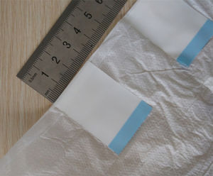 Disposable PE Film Material High Absorbency Adult Diaper for Elderly People pictures & photos