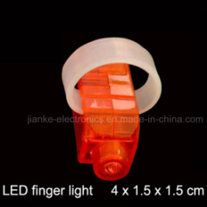 2015 Hot Finger Flashing LED Light with Logo Printed (4012) pictures & photos
