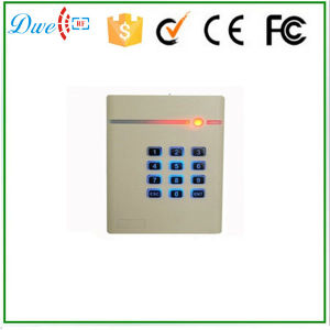 Single Door Standalone Access Controller with Backlight Keypad Has External Reader pictures & photos