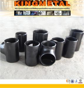 F65/P11/P12/P22 Steel Pipe Fitting Equal Tee pictures & photos