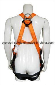 Full Body Harness with One-Point Fixed Mode (EW0119H) pictures & photos