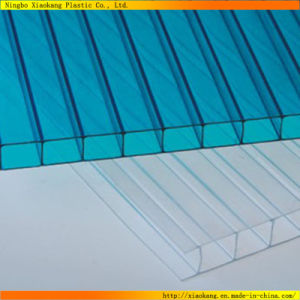 Polycarbonate PC Hollow Sheet for Greenhouse (XK-192)