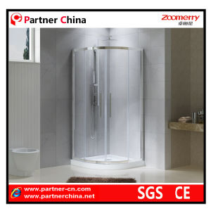 Hotel Project High Quality Shower Enclosure with Aluminum Frame (09-CG2142) pictures & photos
