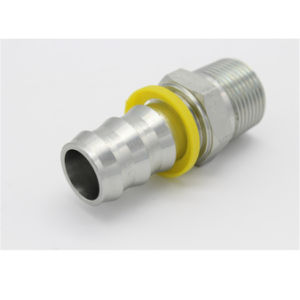 NPT Male Socketed Hydraulic Fitting pictures & photos