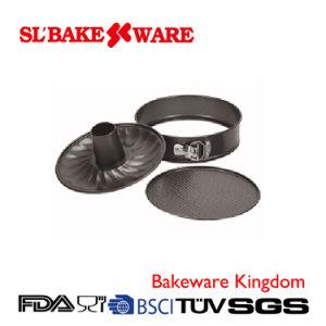 Springform Pan, 2bottoms Carbon Steel Nonstick Bakeware (SL-Bakeware)