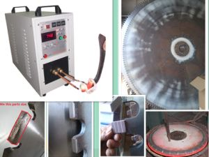 High Frequency Induction Heating Machine (HF-15A) pictures & photos