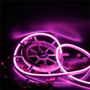 Single Color Flexbile Waterproof Neon LED Tube Light pictures & photos