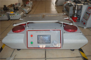 Textile Martindale Abrasor / Rubbing Tester HD-207-4 with Six Heads pictures & photos