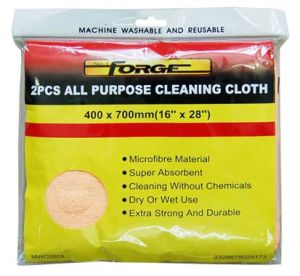 "Cleaning Cloth Micro Fibre 28"" Pack 2PCS"" Multipurpose Household pictures & photos"