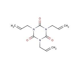Chemical Reagent 1, 3, 5-Tri-2-Propenyl-1, 3, 5-Triazine-2, 4, 6 (1H, 3H, 5H) -Trione CAS 1025-15-6 pictures & photos
