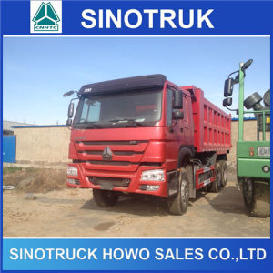 10 Wheeler 371HP HOWO Mining Dump Truck for Sale pictures & photos