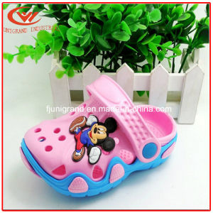 Closed Toe Kids Sandals Water-Proof EVA Clogs for Children pictures & photos