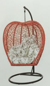 Leisurely Rattan 1-Seater Swing High Quality Garden Swing pictures & photos
