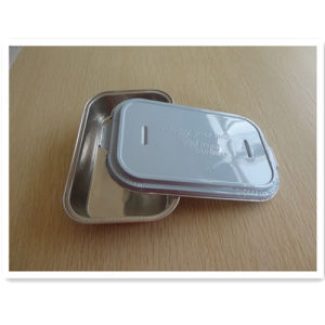 Eco-Friendly for Different Usage Airline Foil Container pictures & photos