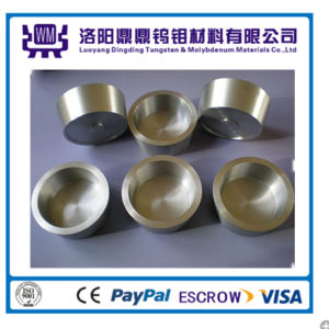 Pure Molybdenum Crucible for Sapphire Single Crystal Growth Vacuum Furnace/Tungsten Crucible pictures & photos