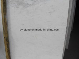 Building Material Volakas White Marble Slab for Floor/Wall/Countertops