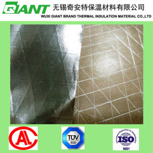 Heat Sealing Aluminum Foil Kraft Paper Reinforced by Scrim Yarn pictures & photos