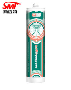 GS27 Structural Silicone Sealant for Aluminum Composite Panels pictures & photos