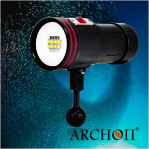New Model Archon W42vr 5200 Lumens Rechargeable U2 LED Torch pictures & photos