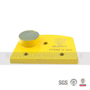 New Products! ! Concrete Grinding Plate / Trapezoid Concrete Grinding Shoes C03 pictures & photos
