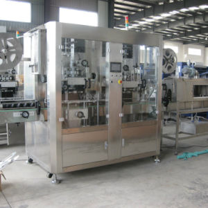 Labeling Machine for Bottle Body and Bottle Cap (WD-ST150) pictures & photos