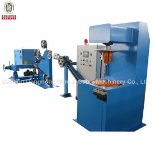 Coiling Machine for Network Wire pictures & photos