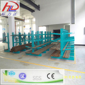 Cantilever Warehouse Shelving Storage Steel Rack pictures & photos