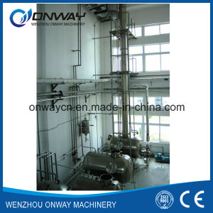 Jh Hihg Efficient Factory Price Stainless Steel Solvent Acetonitrile Ethanol Distillery Pilot Distillation Tower pictures & photos
