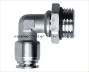 Stainless Steel Push in Fittings From Pneumission pictures & photos