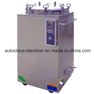 Digtal Display High Pressure Autoclave Vertical Autoclave