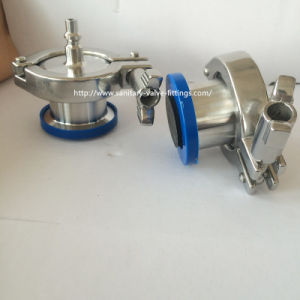 Sanitary Stainless Steel Air Blow Check Valve pictures & photos