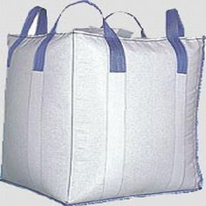 Open Top, Bottom Discharge Spout Jumbo Bag, FIBC Bag pictures & photos