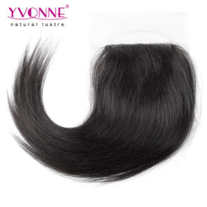 Wholesale Price Brazilian Virgin Human Hair Closure pictures & photos