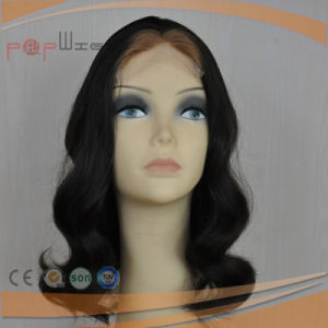 Factory of China Human Hair Toupee Manufacturer pictures & photos
