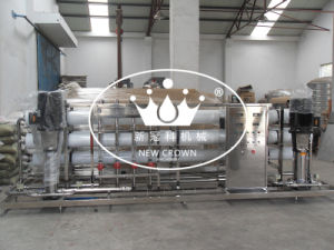 Two Stage Reverse Osmosis Water Treatment Device Machine pictures & photos