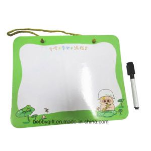 Fridge Magnet Board with Erasable Pen for Souvenir pictures & photos