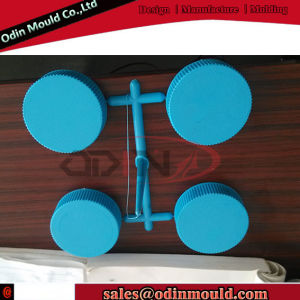Drinking Water Bottle Cap Injection Mould with Hot Runner pictures & photos