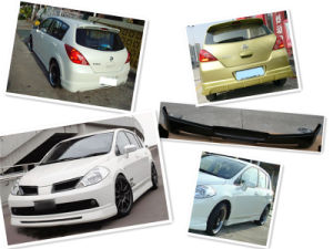 Carbon Fiber Body Kits for Nissan Latio/Tiida/Versa Sport pictures & photos