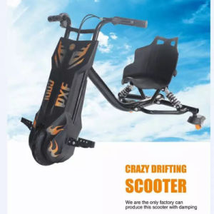 Lithium Battery Drift Electric Trike with Suspension pictures & photos