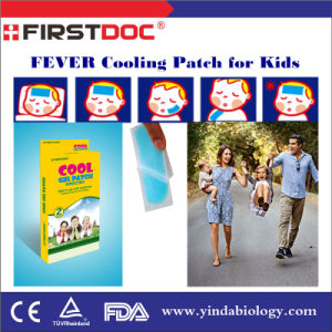 Cooling Gel Pad/Cooling Gel Patch/Baby Fever Patch pictures & photos