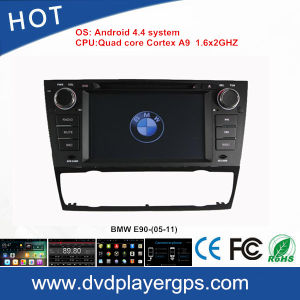 Car DVD Player with Android System 4.4.0 Quad Cord or Dual Core pictures & photos