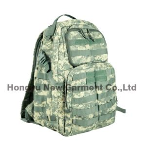 New Design Camouflage Military Knapsack Backpack (HY-B031) pictures & photos