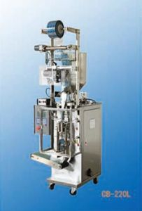 Small Sachet Liquid Packing Machine pictures & photos