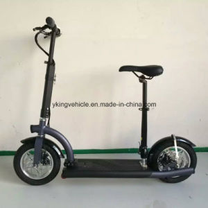"High Quality 12"" Foldable E-Scooter (ES-1201) pictures & photos"