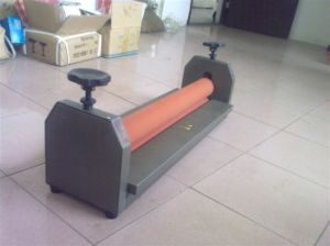Manual Cold Laminator Laminating Machine (LBS750) pictures & photos